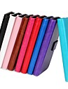 YMX-Solid color Light Surface PU Leather Full Body Wallet Protective Phone Case for iPhone 4/4S(Assorted Colors)