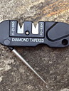 Messerschaerfer / Multitools Camping / Outdoor ABS / andere Schwarz