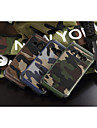 For Samsung Galaxy Case Shockproof Case Back Cover Case Camouflage Color PC Samsung J1 / Grand Prime / E7 / E5 / Core Prime
