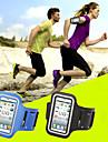 아이폰 6 플러스 / 6S 플러스에 대한 조정 벨트 운동 실행 스포츠 완장 체육관 운동 방수 커버 (모듬 색상)