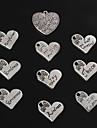 Подвески / Кулоны Металл Heart Shape как изображение 2-5pcs