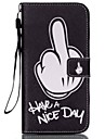 Have A Nice Day Painted PU Phone Case for iPhone 7 7 Plus 6s 6 Plus SE 5s 5c 5 4s 4