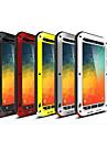 Для Samsung Galaxy Note Защита от удара Кейс для Чехол Кейс для Армированный Металл Samsung Note 5