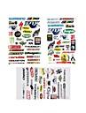 Велоспорт Прочее Велоспорт / Горный велосипед / Шоссейный велосипед / Велосипеды для активного отдыха Другое Другое пластик 3PCS-Other
