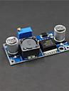 dc ajustavel ~ dc impulso bordo modulo de energia - a luz azul + preto