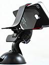 o telefone movel gps veiculo de apoio navegador pvc vidro preguicoso suporte de ventosa de succao