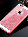 Pour Coque iPhone 6 Coques iPhone 6 Plus Strass Coque Coque Arriere Coque Brillant Dur Polycarbonate pouriPhone 6s Plus/6 Plus iPhone