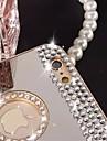 diamant main pure brille miroir de diamant cas pour l\'iphone 6 plus / 6s plus (couleurs assorties)