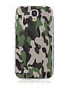 For Samsung Galaxy Case Pattern Case Back Cover Case Camouflage Color TPU SamsungS6 edge plus / S6 edge / S6 / S5 Mini / S5 / S4 Mini /