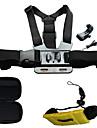 GoPro tilbehoer Montert / Stropper / Poser / Tilbehoer Kit ForGopro Hero 2 / Gopro Hero 3 / Gopro Hero 3+ / Alle / GoPro Hero 4 / Sony