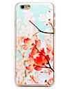 Pour Coque iPhone 6 / Coques iPhone 6 Plus Motif Coque Coque Arriere Coque Fleur Dur Polycarbonate iPhone 6s Plus/6 Plus / iPhone 6s/6