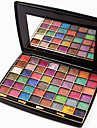 48 Mixed Colors Matte Shimmer Eyeshadow Palette Naked Nude Eye Shadow Brush Glitter Makeup Set