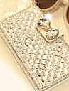 Luxury Bling Crystal Diamond Leather Flip Bag Cover For Samsung Galaxy Note 3 Note 4 Note 5