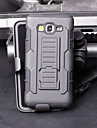 Armor Hybrid Case Military 3 in 1 Combo Cover For Samsung Galaxy A3/A5