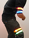 Belts, Holders & Armbands / Reflective GearLightweight Materials / LEDs / Waterproof / Rain-Proof / Windproof / Reflective Strips /