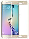 couvercle surface de la membrane trempe plein ecran adapte a bord de + de Samsung