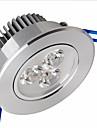 6W Декоративное освещение 3 Высокомощный LED 600 lm Тёплый белый / Холодный белый Регулируемая / Декоративная AC 100-240 V 1 шт.