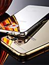 Для Кейс для  Samsung Galaxy Покрытие / Зеркальная поверхность Кейс для Задняя крышка Кейс для Один цвет PC Samsung S6