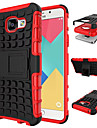 For Samsung Galaxy Case Shockproof / with Stand Case Back Cover Case Armor PC Samsung A3(2016)