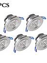 5Pcs MORSEN®Led Downlights 3W Led Downlight Aluminum Materail  Celing Light For Home Lighting Decoration