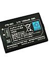 - Batterien und Ladegeraete - 3DS - Polykarbonat - PS/2 - Mini