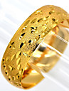 Vintage Thick Hollow Jewelry Bangle For Women/Men Jewelry 18K Gold/Platinum Plated Fashion Cuff Bangles BR70075
