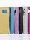 용 Samsung Galaxy S7 Edge 도금 케이스 뒷면 커버 케이스 글리터 샤인 PC Samsung S7 edge / S7 / S6 edge plus / S6 edge / S6