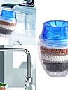 1шт многослойный активированный угольный фильтр для воды (диаметр 1.7-2.3см) (случайный цвет)