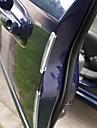 ziqiao porta borda porta do carro universal anti-colisao protecao contra colisao de colisao (8 pecas / conjuntos)