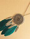 Ожерелье Ожерелья-цепочки Бижутерия Повседневные Мода Сплав Бронза 1шт Подарок