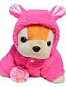 Perros Disfraces / Abrigos / Accesorios Azul / Rosado Ropa para Perro Primavera/Otono Moda / Cosplay / Halloween