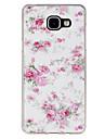 Pour Samsung Galaxy Coque Motif Coque Coque Arriere Coque Fleur TPU Samsung A7(2016) / A5(2016) / A3(2016) / A9