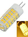 7W G4 Двухштырьковые LED лампы Утапливаемое крепление 64 SMD 2835 600-700 lm Тёплый белый / Холодный белый Декоративная AC 220-240 V 1 шт.