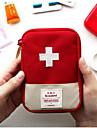 Resor Resväska / Resemedicinask Bärbar Packpåsar Fabric Brun / Grå / Silver