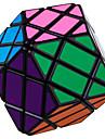 LanLan® Cub Viteză lină Străin Viteză Cuburi Magice Estompeze Negru ABS