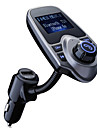 Bluetooth FM-Transmitter, universelle drahtlose FM-Transmitter / MP3-Player / Kfz-Ladegeraet