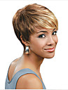 Top Quality Mix Color  Short Straight Synthetic Hair Wigs for Party&Daily