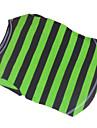 Dog Shirt / T-Shirt Green Dog Clothes Summer Stripe