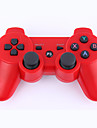 dual-Shock 3 traadloes Bluetooth-kontrolleren for PS3 (svart)