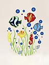 Животные / ботанический / Мультипликация / Пейзаж / Геометрия Наклейки Простые наклейки,PVC 39cm x 36cm ( 15in x 14in )