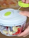 1 ед. Чеснок Имбирный Cutter & Slicer For Для овощного Для фруктов Пластик Нержавеющая сталь Высокое качество Творческая кухня Гаджет
