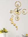 Acrylic Wall Stickers Home Decoration Wall Clock Watch Mirror Mirror living Room Wall Clock