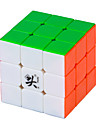 Magic Cube IQ Cube Dayan Three-layer Speed Smooth Speed Cube Magic Cube puzzle ABS