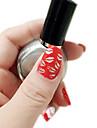 Impressão Profissional / Stamping Nail Polish (10ml/pc, cores sortidas)