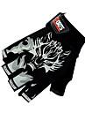 SANTIC Спортивные перчатки Жен. Муж. Универсальные Перчатки для велосипедистов Лето Велоперчатки Дышащий Без пальцевПерчатки для