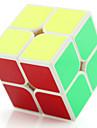 Yongjun® Tasainen nopeus Cube 2*2*2 Fluoresoiva / Nopeus / Professional Level Rubikin kuutio Musta Fade / Ivory Muovi