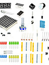 Landa Tianrui TM-Sensor DIY Kit for Arduino / Raspberry Pi - Blue + Black + Multi-Color