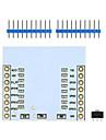 Ланда Tianrui TM-esp8266 особ-07 особ-12e-12f особ Wi-Fi беспроводной приемопередатчик модуль адаптера ж / регулятор 3.3В ческого -White