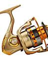 Спиннинговые катушки 5.2/1 12 Шариковые подшипники Заменяемый Ловля на приманку / Обычная рыбалка-HF6000 Yumoshi