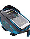 PROMEND Sac de Velo 1.5Bande reflechissante Reflechissant Zip etanche Vestimentaire Resistant aux Chocs Multifonctionnel Ecran tactile